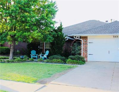 Norman Single Family Home For Sale: 3413 Remington