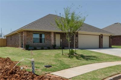 Oklahoma City Single Family Home For Sale: 7909 Hillers Road