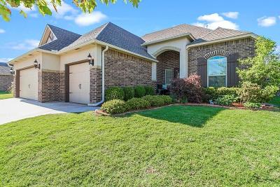 Edmond Single Family Home For Sale: 708 Cristo Pass