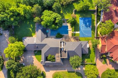 Nichols Hills OK Single Family Home For Sale: $1,695,000