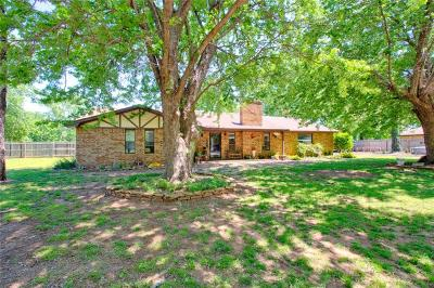 Chickasha Single Family Home For Sale: 2273 County Street 2814