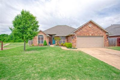 Moore Single Family Home For Sale: 3205 Red Rock Drive