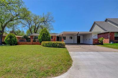 Single Family Home For Sale: 3435 N Roff Avenue