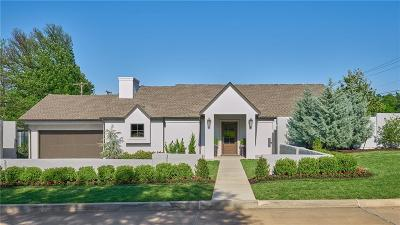 Single Family Home For Sale: 6400 Briarwood Lane