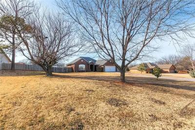 McClain County Single Family Home For Sale: 901 Springlake Road