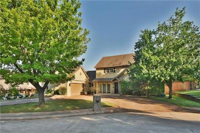 Edmond Single Family Home For Sale: 1304 Burnham Court