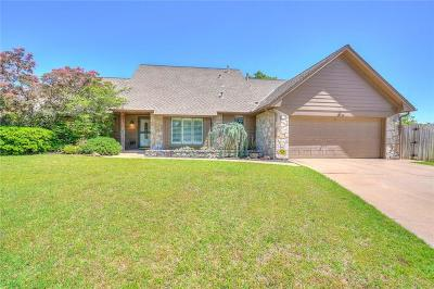 Edmond Single Family Home For Sale: 216 Cricket Hollow