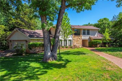 Edmond Single Family Home For Sale: 1605 Nightingale Lane