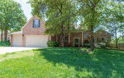 Edmond Single Family Home For Sale: 1009 Caines Hill Road
