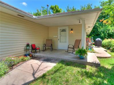 Bethany Single Family Home For Sale: 5004 N Central Road