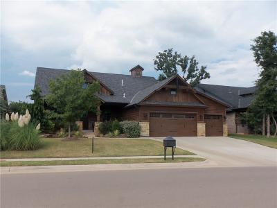 Edmond Single Family Home For Sale: 7125 Skipping Stone