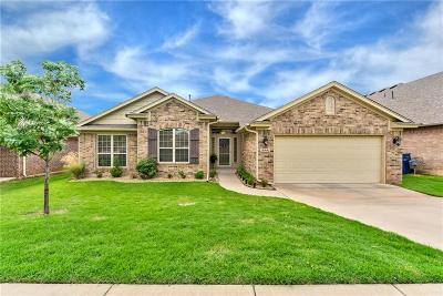 Edmond Single Family Home For Sale: 18441 Las Meninas Drive