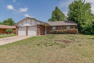 Single Family Home For Sale: 10425 Dover Drive