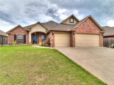 Moore Single Family Home For Sale: 1000 Lanie Lane