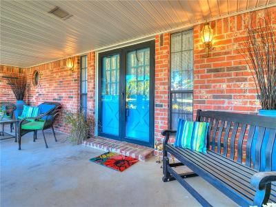 Choctaw Single Family Home For Sale: 1126 Whisper Lane