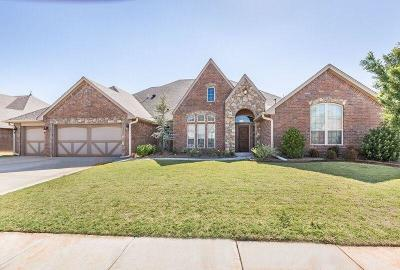 Oklahoma City Single Family Home For Sale: 14613 Exmoor Circle