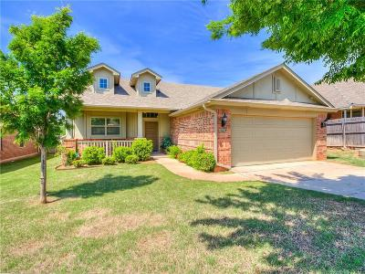 Choctaw Single Family Home For Sale: 12627 SE 18th Street