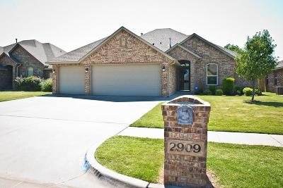 Moore Single Family Home For Sale: 2909 San Juan Trail