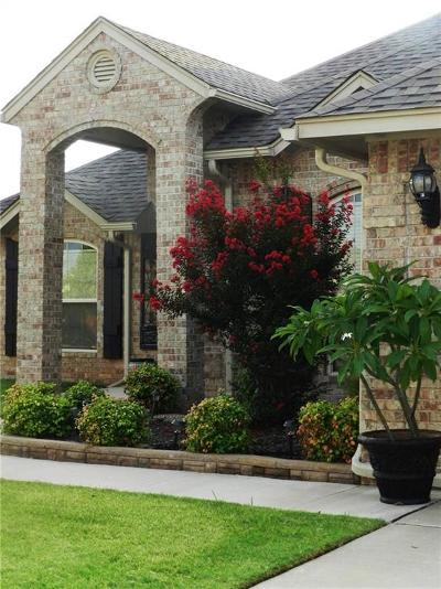 Moore Single Family Home For Sale: 1904 Mead Lane