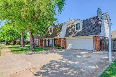 Norman Single Family Home For Sale: 1611 Barwick