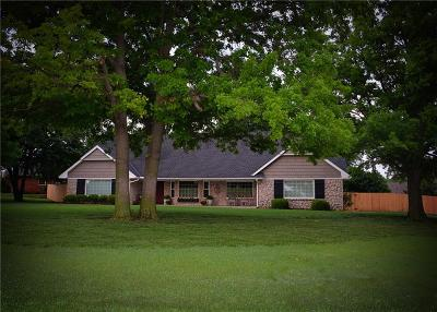 Oklahoma City Single Family Home For Sale: 3300 Hickory Stick