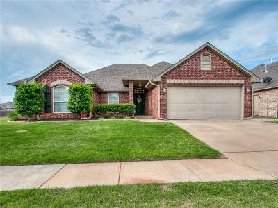 Edmond Single Family Home For Sale: 8300 NW 159th Street
