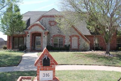Edmond Single Family Home For Sale: 316 NW 146th Court
