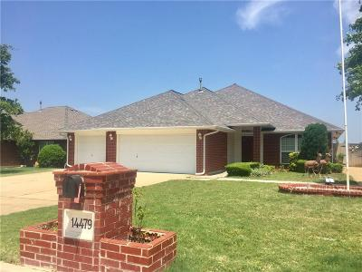Choctaw Single Family Home For Sale: 14479 Redvine