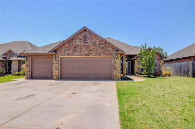 Moore Single Family Home For Sale: 3213 San Juan Trail