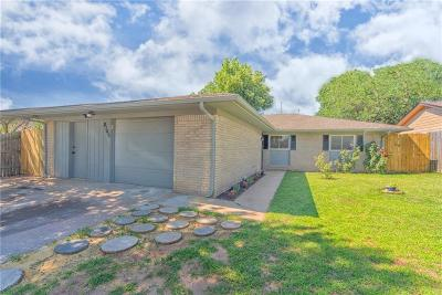 Bethany Single Family Home For Sale: 8145 NW 27th Street