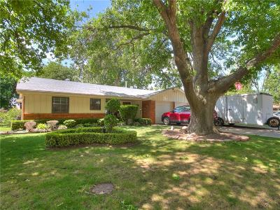 Bethany Single Family Home For Sale: 6808 NW 26th Street
