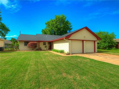 Bethany Single Family Home For Sale: 8120 NW 28th Terrace
