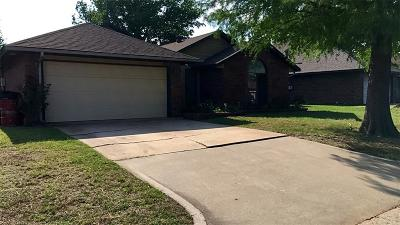 Yukon Single Family Home For Sale: 701 Harvest Trail