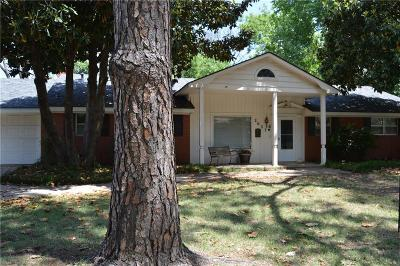 Norman Single Family Home For Sale: 2627 Trenton Road