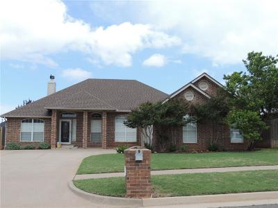 Oklahoma City Single Family Home For Sale: 13405 Vandiver Drive