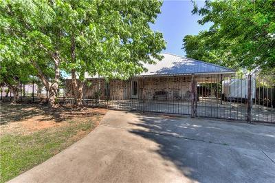 Del City Single Family Home For Sale: 3924 Lamar Drive