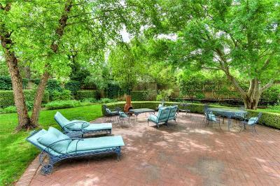 Nichols Hills Single Family Home For Sale: 1712 Dorchester Drive