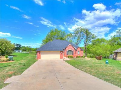 McClain County Single Family Home For Sale: 3903 Stonebrook Dr