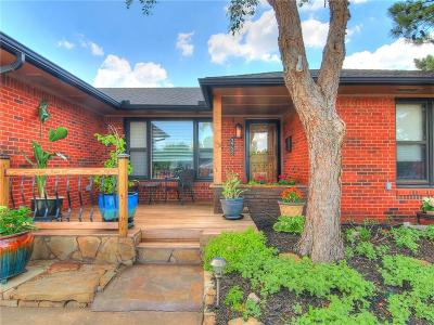 Oklahoma City Single Family Home For Sale: 3732 NW 59th Terrace