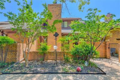 Norman Condo/Townhouse For Sale: 1899 Saddleback #3