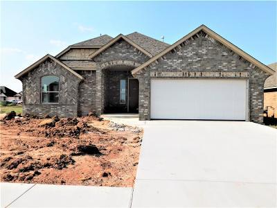 Moore Single Family Home For Sale: 1029 NE 33 Terrace