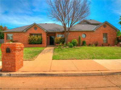 Oklahoma City Single Family Home For Sale: 11712 Heritage Square Road
