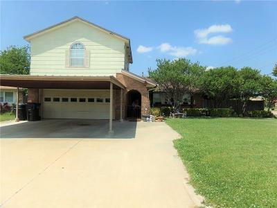 Moore Single Family Home For Sale: 715 Highlander