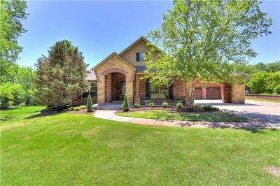 Edmond Single Family Home For Sale: 4000 Calm Waters Way