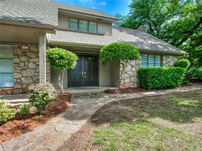 Edmond Single Family Home For Sale: 1509 Thunderbird