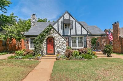 Oklahoma City Single Family Home For Sale: 517 NW 42nd Street