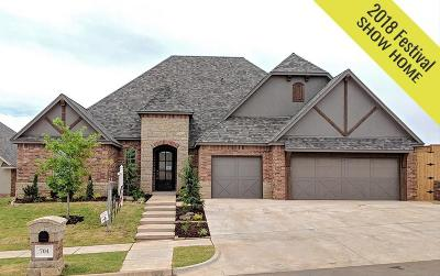 Norman Single Family Home For Sale: 704 Timber Trail