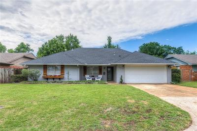 Oklahoma City Single Family Home For Sale: 3312 NW 65th Street