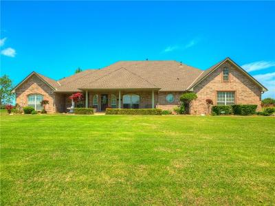 Choctaw Single Family Home For Sale: 12301 SE 30th Place