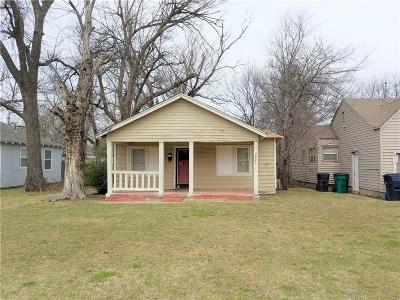 Oklahoma City Single Family Home For Sale: 2921 NW 12th Street